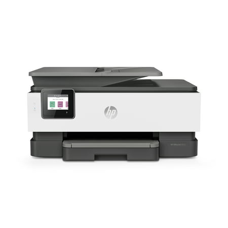 All In One Printer - HP OfficeJet 8022 All-in-One Wireless Printer, with Smart Tasks for Home Office Productivity (3UC65A)