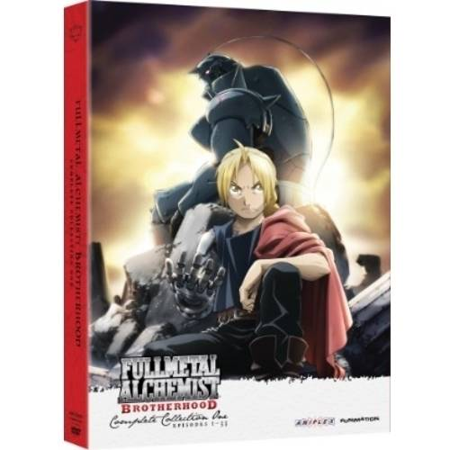 Fullmetal Alchemist: Brotherhood - Collection One (Japanese)