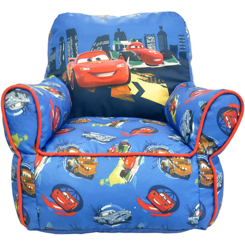 Disney Cars 2 Toddler Bean Bag Chair