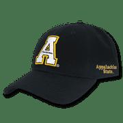 NCAA Appalachian State Mountaineers Structured Acrylic Cap Baseball Caps Hats