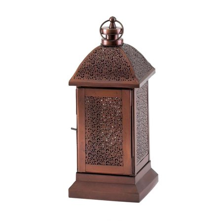 Lantern Hanging, Peregrine Patio House Porch Iron Outdoor Lantern Decor ()