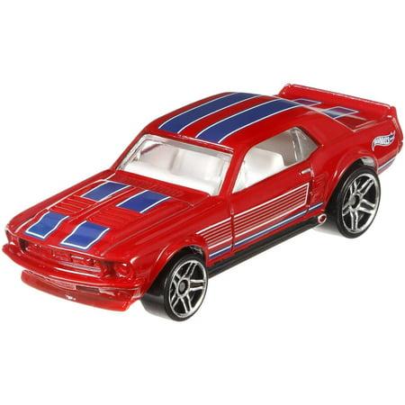 hot wheels vintage american muscle die-cast vehicle (style may vary