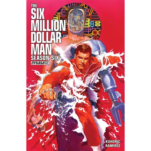 The Six Million Dollar Man 1: Season 6