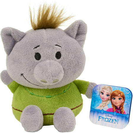 Disney Frozen Stylized Bean Plush, Troll (Disney Frozen Bean Sven Plush)