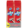 Resolve Dual Pack High Traffic Carpet Foam, 44oz (2 Cans x 22oz), Cleans Freshens Softens & Removes Stains