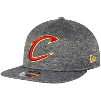 Cleveland Cavaliers New Era City Sided 9FIFTY Original Fit Adjustable Hat - Heathered Gray - OSFA