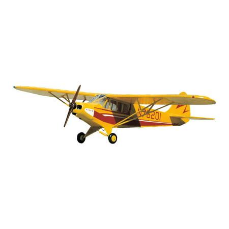 Guillow's Piper Super Cub 95 Laser Cut Model Kit (Piper Aztec Aircraft)