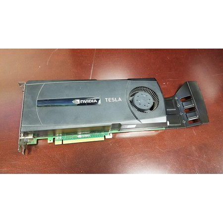 HP 717700-001 NVIDIA PCIe Gen2 x16 Tesla C2075 Compute Processor Card - With 6GB GDDR5 graphic subsystem video memory and 1 Dual Link DVI-I port Ddr2 Processor Card