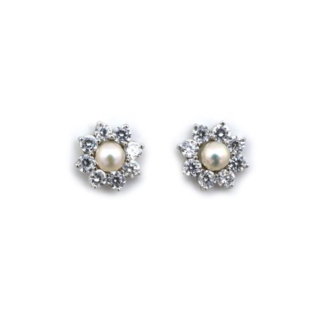 494ee3a8069a2 Beauniq - 14k Yellow or White Gold AAA Freshwater Cultured Pearl ...