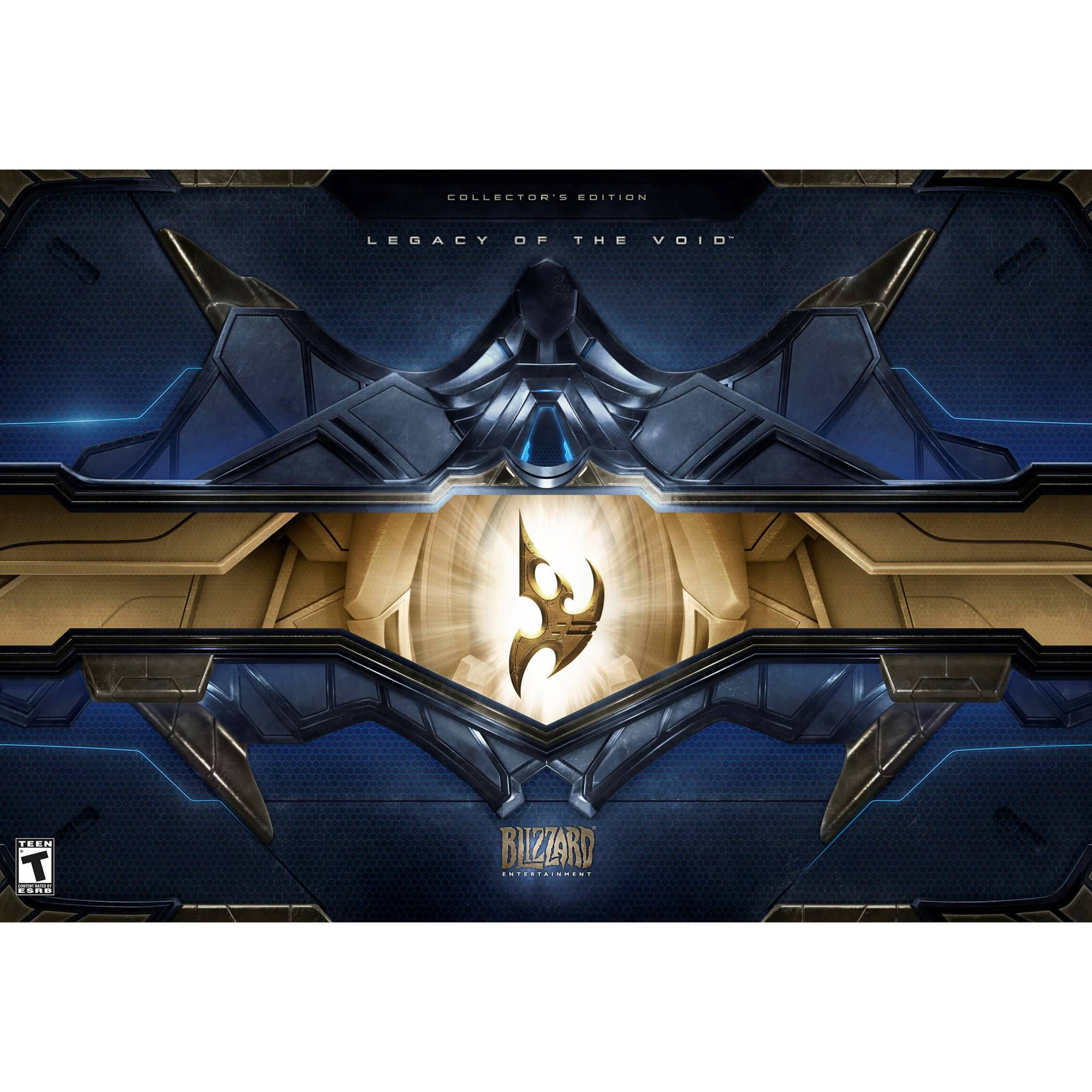 Starcraft II: Legacy of the Void Collector's Edition (PC)