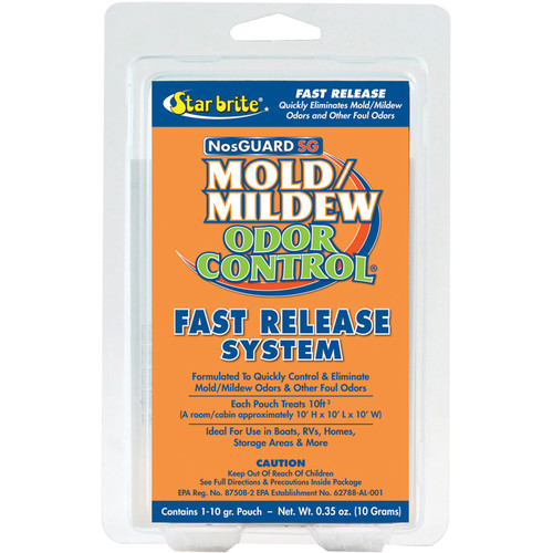 Star Brite Nosguard SG Mold/Mildew Odor Control with Fast Release Cooling System