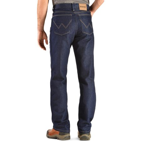 Wrangler Men's Jeans  Rugged Wear Classic Fit Stretch - 39056Lb_X2