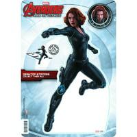 """Black Widow Desktop Standee Pop Out 10.75"""" Avengers Ultron Marvel Comics"""