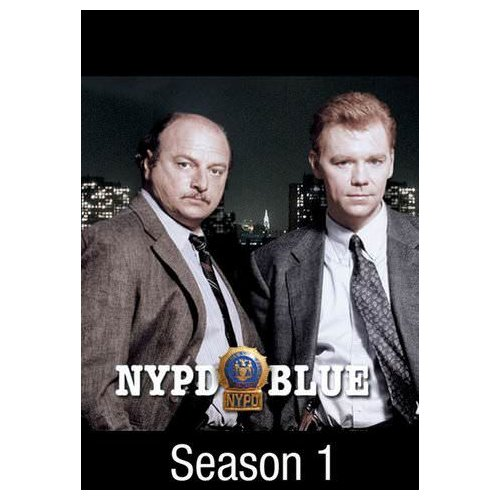 NYPD Blue: Season 1 (1993)