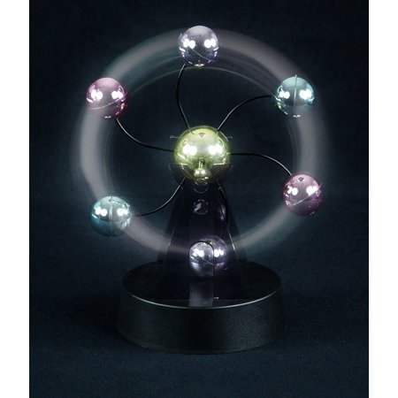 The Hypnotic Spinning Ball Whirling Vortex Of Color Desktop Display  Usa  Brand Spherics