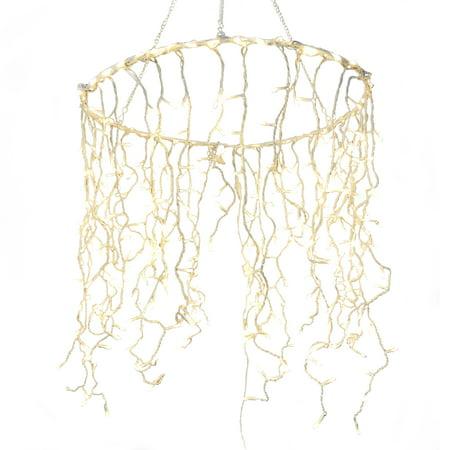 Dangling String Light Chandelier - Chandelier Decoration