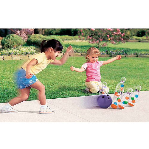 Little Tikes TotSports Clearly Bowling Play Set