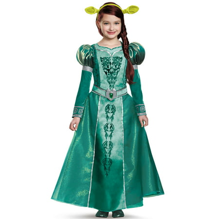 Fiona Deluxe Child Costume