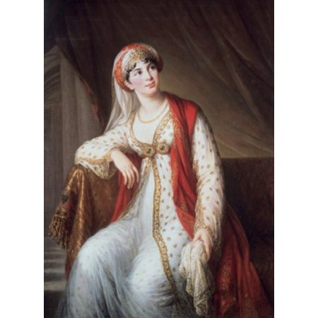 portrait of the opera singer grassini 1805 elizabeth louise vigee
