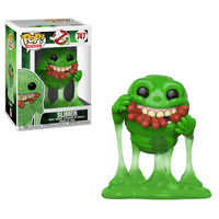 Funko POP! Movies Ghostbusters: Slimer (with Hotdogs), Vinyl Figure
