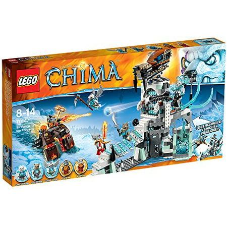 Lego Chima Sir Fangar's Ice Fortress - 70147 - image 2 de 4