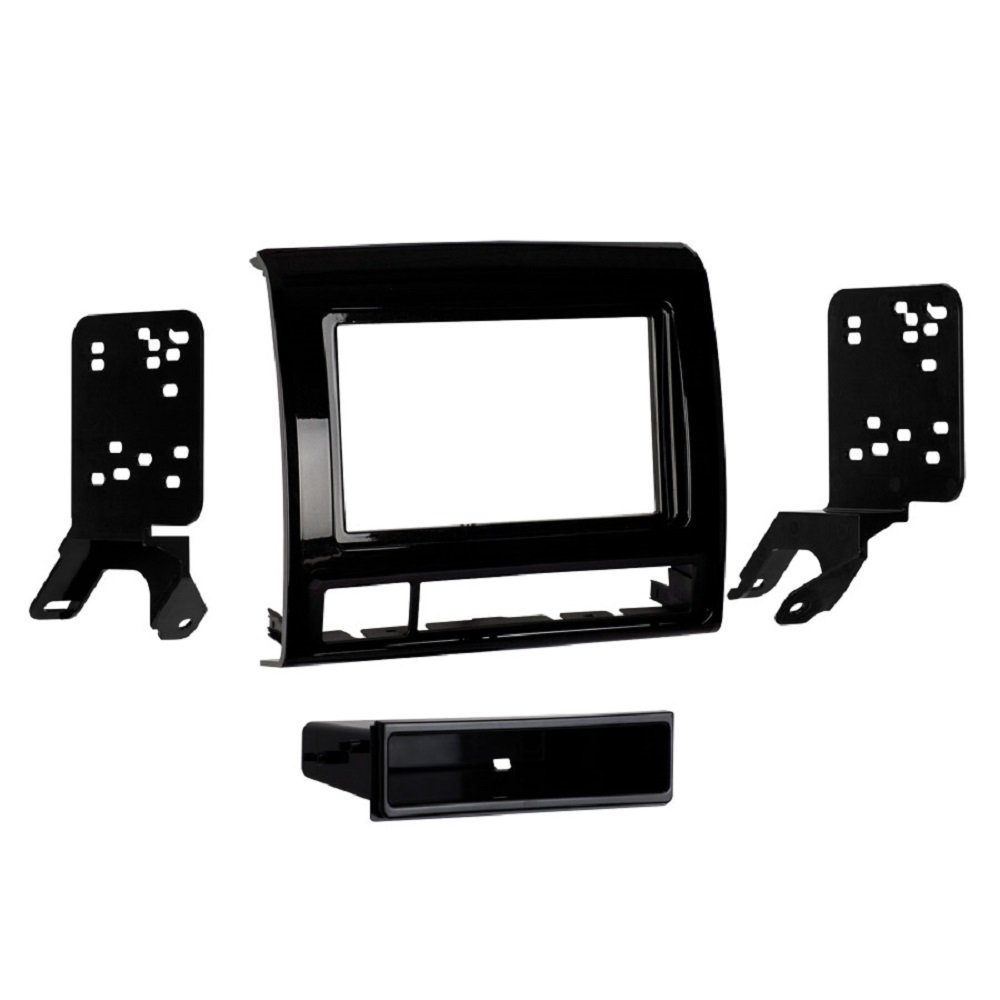 Metra 99-8235CHG Single DIN Dash Installation Kit For 2012 Toyota Tacoma Vehicles