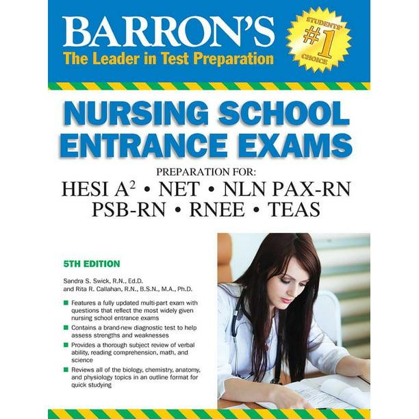 When Is The Halloween Party At Psb 2020 Barron's Nursing School Entrance Exams : HESI A2 / / NLN PAX