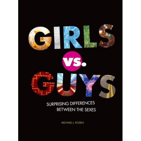 Girls vs. Guys : Surprising Differences Between the