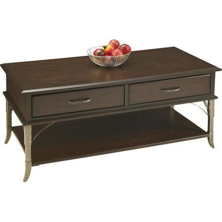 Home Styles Bordeaux Coffee Table Walmartcom - Bordeaux coffee table