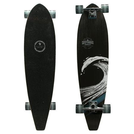 Kryptonics 36u0022 Longboard Complete Skateboard (36u0022 x 9u0022)