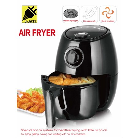 J-Jati AF8061 500 g 2.0 L Hot Healthy Frying Cool-Touch Air Fryer