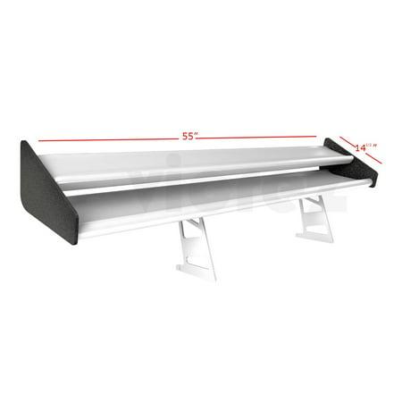 Vicrez Aluminum Universal Rear spoiler 56