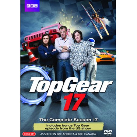Top Gear: The Complete Season 17 (Bbc Top Gear Magazine)