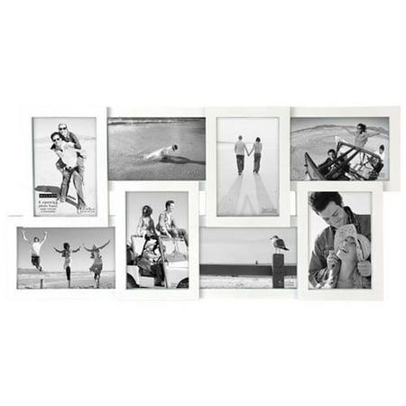 Malden 8 Slot 4'' x 6'' Puzzle Picture Frame