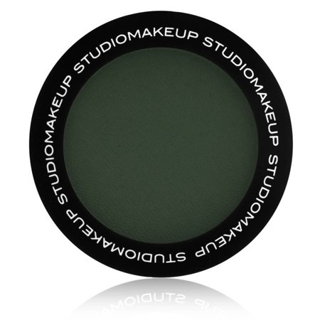 Studio Makeup Soft Blend Eye Shadow Jungle Green](Green Shadow)