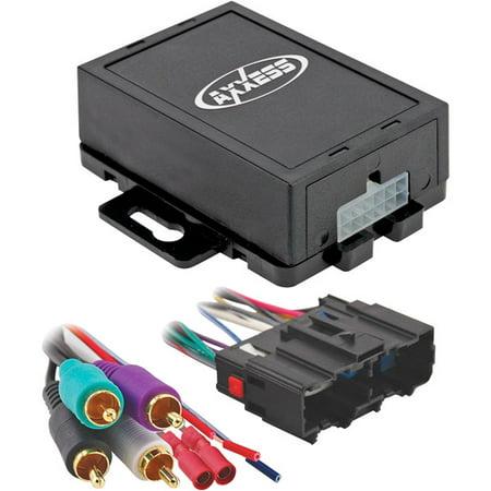 Axxess Gmos Lan 04 Lan Onstar Interface For Amplified Systems  Gmoslan04
