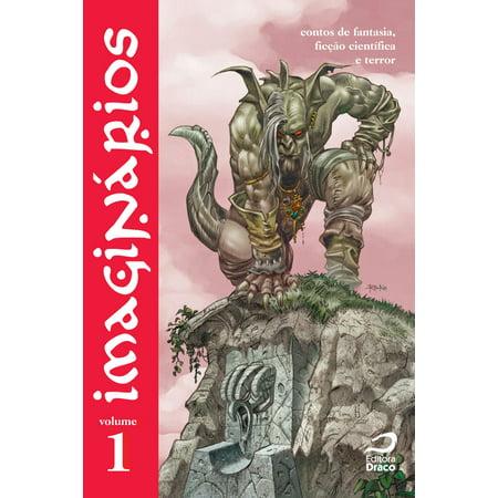 Imaginários - contos de fantasia, ficção científica e terror volume 1 - eBook (Blog De Fantasias De Halloween)
