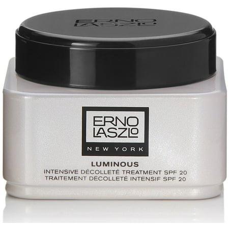 Erno Laszlo Luminous Intensive Decollete Treatment Spf 20 1 7Oz 50Ml New Inbox