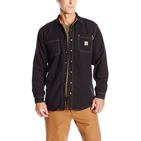 8a3648029025 Carhartt - Carhartt Men s Big   Tall Flame Resistant Canvas Shirt ...