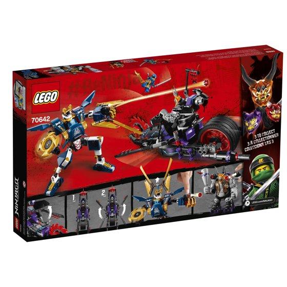 LEGO Ninjago Killow vs  Samurai X 70642 (556 Pieces)