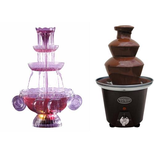 Nostalgia Electrics Chocolate Fountain &