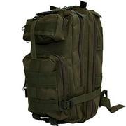 Tactical Military Backpack Daypack Rucksack Padded Shoulder Straps