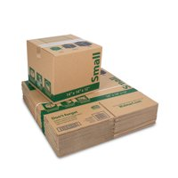Small Recycled Moving Boxes 14L x 14W x 12H