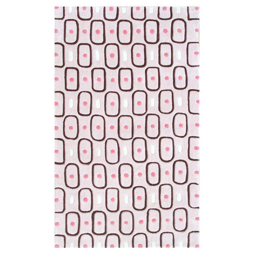 Wildon Home  Averee  Pink Area Rug