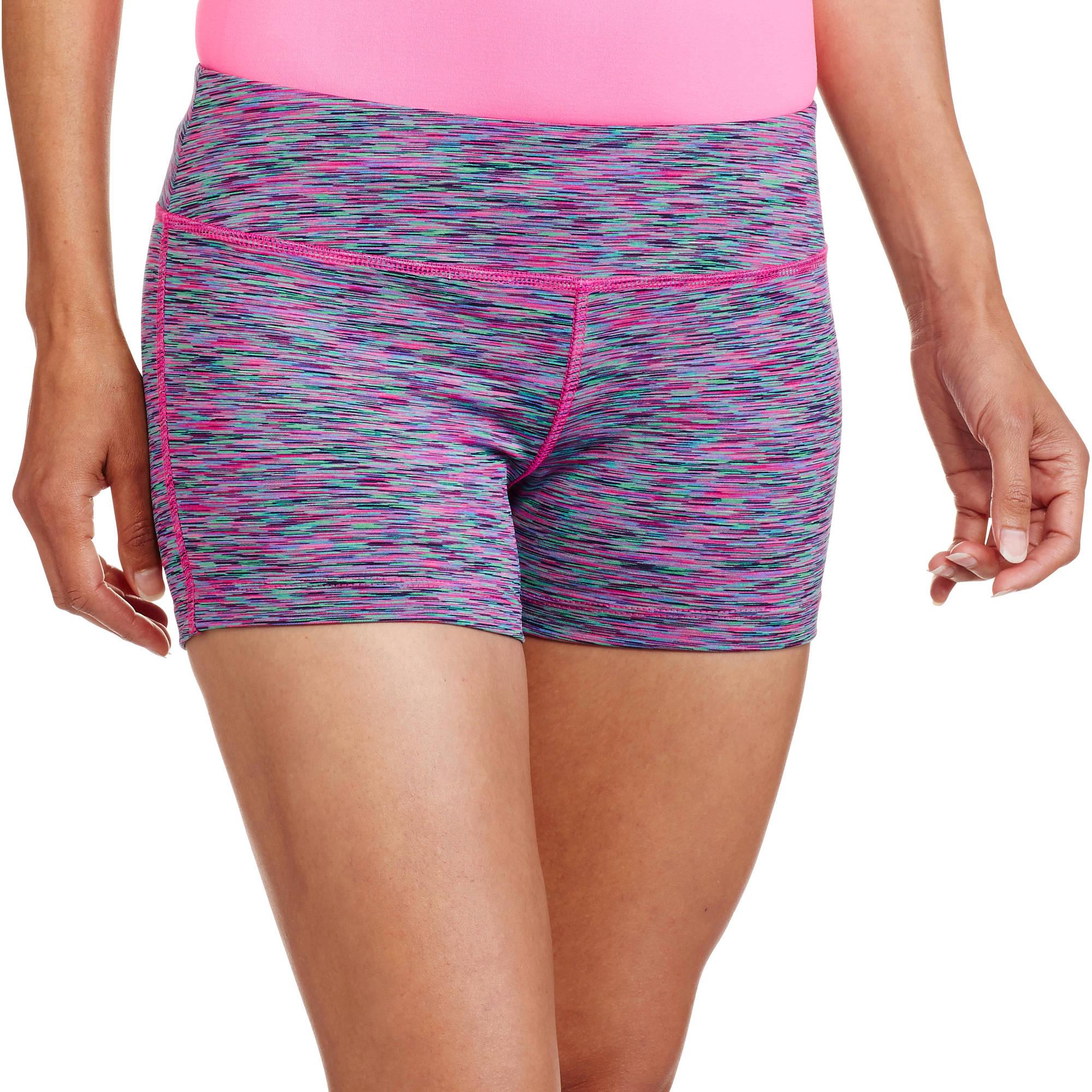 Avia Women's Active 3 Bike Shorts