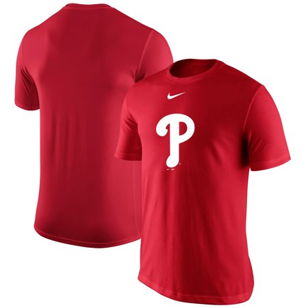 Philadelphia Phillies Nike Legend Batting Practice Primary Logo Performance T-Shirt - -