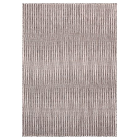 United Weavers Augusta Area Rugs - 3900 10529 Outdoor Terracotta Flat Distressed Textured Single-Color Rug