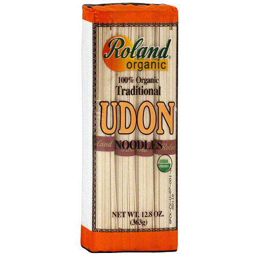 Roland Udon Noodles, 12.8 oz (Pack of 10)