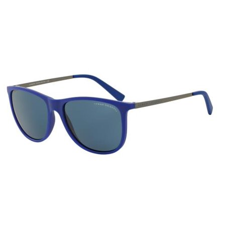 ARMANI EXCHANGE Sunglasses AX 4047S 816880 Matte Electric Blue (Electric Sunglasses Cyber Monday)