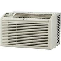 LG 5,000 BTU Window Air Conditioner with Manual Controls